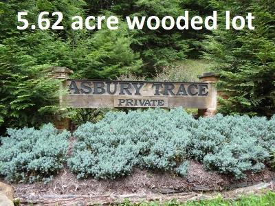 Lewisburg Residential Lots & Land For Sale: Lot 25 Asbury Trace