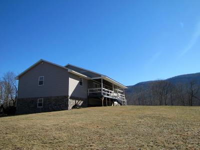 Single Family Home For Sale: 2327 Green Valley Rd