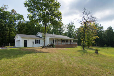 Lewisburg Single Family Home For Sale: 283 Blackberry Way
