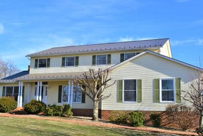Union Single Family Home For Sale: 31 Long View Dr