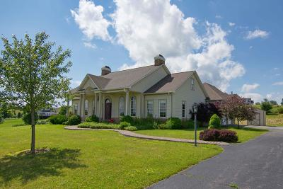 Lewisburg Single Family Home For Sale: 247 Pinnacle Dr