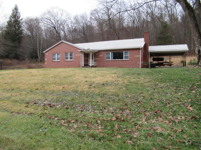 Greenbrier County Single Family Home For Sale: 1188 Sewell Street South
