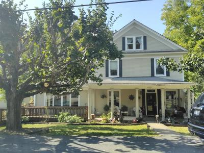 Lewisburg Single Family Home For Sale: 450 S Lafayette St
