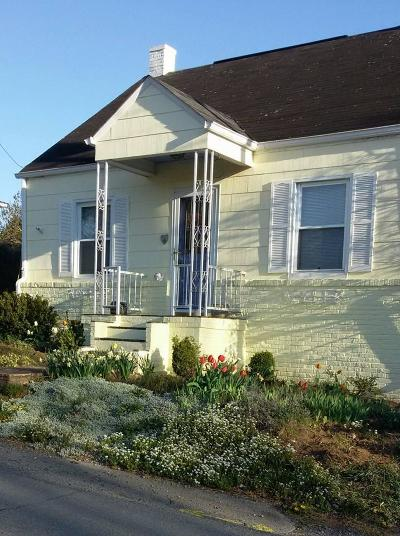 Union Single Family Home For Sale: 160 Green Hill Rd