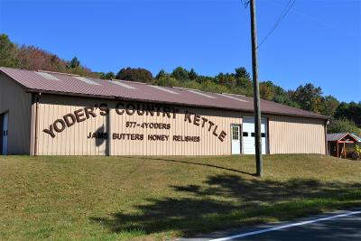 Gap Mills WV Commercial For Sale: $189,000
