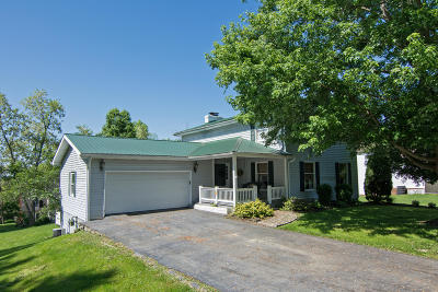 Lewisburg Single Family Home For Sale: 329 Farm Rd
