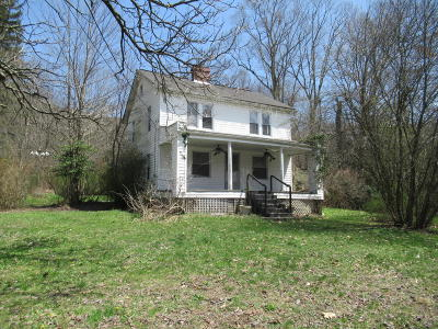 Greenbrier County Single Family Home For Sale: 7795 Midland Trail West