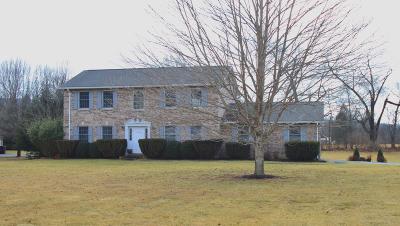 Greenbrier County Single Family Home For Sale: 285 Oak Branch Ln
