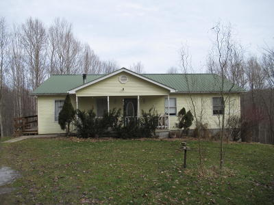 Greenbrier County Single Family Home For Sale: 575 Buckeye Road