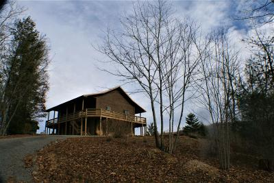 Greenbrier County Single Family Home For Sale: 687 Knife Hollow Rd