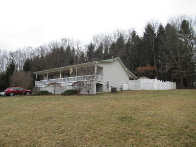 Lewisburg WV Single Family Home For Sale: $189,000
