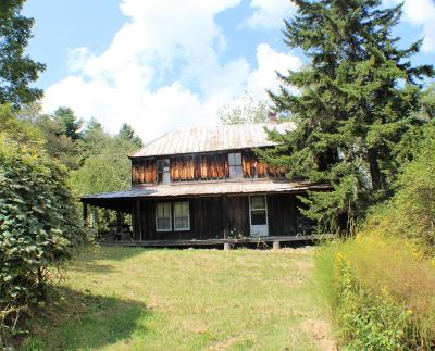 Dunmore WV Single Family Home For Sale: $79,500