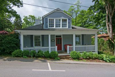 Lewisburg Single Family Home For Sale: 332 E Foster St