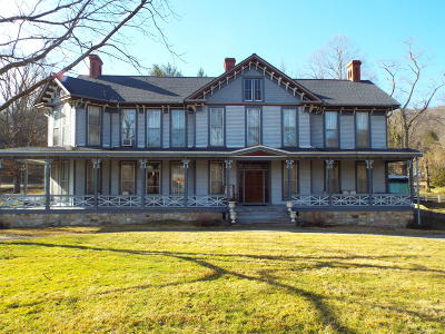 Ansted WV Single Family Home For Sale: $575,000