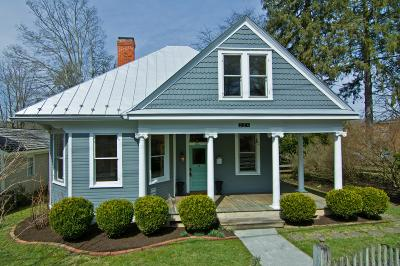 Lewisburg Single Family Home For Sale: 324 Lafayette St
