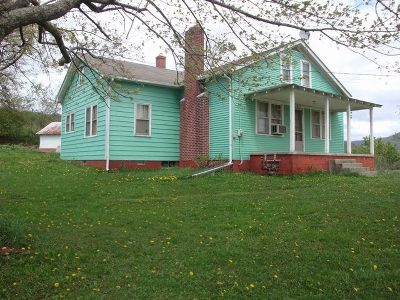 Greenbrier County Single Family Home For Sale: 10833 Midland Trail West