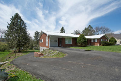 Greenbrier County Single Family Home For Sale: 309 Rowan Rd