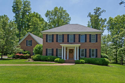 Lewisburg Single Family Home For Sale: 610 Old White Dr