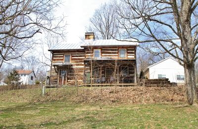 Greenbrier County Single Family Home For Sale: 105 A/B Oak St