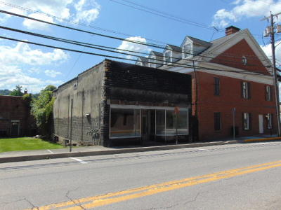 Greenbrier County Commercial For Sale: 213 W Main St