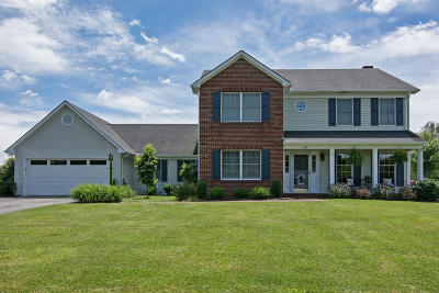 Lewisburg Single Family Home For Sale: 191 Sunshine Dr