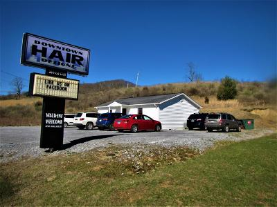 Peterstown WV Commercial For Sale: $94,900