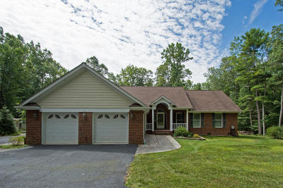 Lewisburg Single Family Home For Sale: 992 Asbury Trce