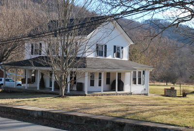Lewisburg Single Family Home For Sale: 56 Back Valley Rd