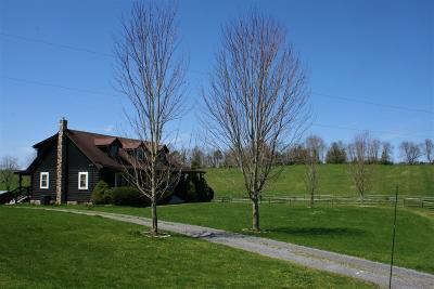 Greenbrier County Single Family Home For Sale: 750 Livesay Rd.