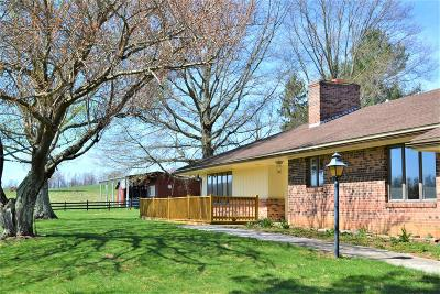 Ronceverte Single Family Home For Sale: 1875 Fort Springs Road