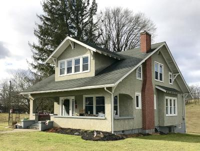 Greenbrier County Single Family Home For Sale: 27579 Seneca Trail N.