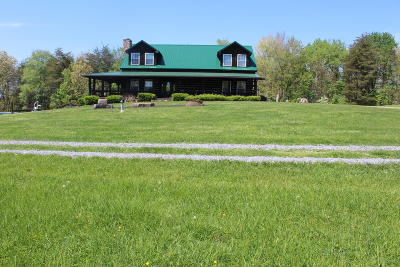 Peterstown WV Farm For Sale: $698,000