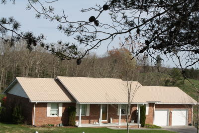 Jumping Branch WV Single Family Home For Sale: $154,900