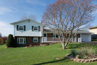 Lewisburg WV Single Family Home For Sale: $192,500