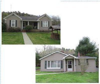 White Sulphur Springs Single Family Home For Sale: 640 Big Draft Road