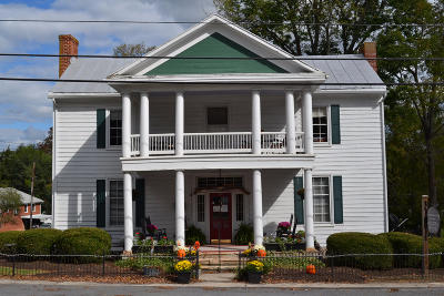 Union WV Commercial For Sale: $164,500