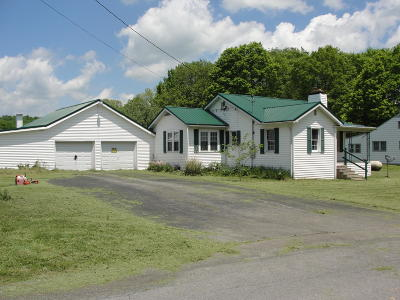 Mt Nebo WV Single Family Home For Sale: $30,000
