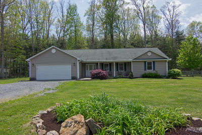 Lewisburg Single Family Home For Sale: 257 Woodhaven Cir