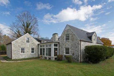 Lewisburg Single Family Home For Sale: 8789 S Seneca Trl