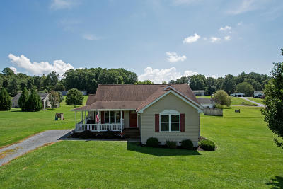 Lewisburg Single Family Home For Sale: 221 Saddlebrook Subdivision Rd