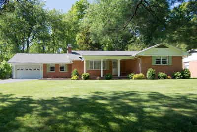 Lewisburg Single Family Home For Sale: 302 Echols Ln