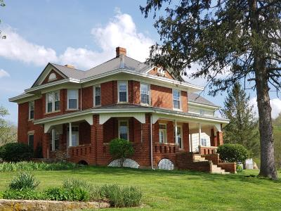 Alderson WV Farm For Sale: $875,000