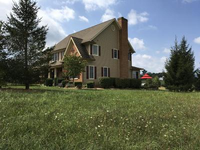 Lewisburg Single Family Home For Sale: 411 James River Rd