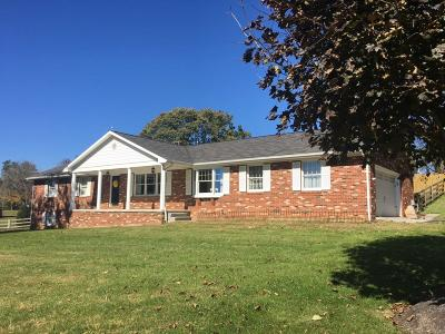 Lewisburg Single Family Home For Sale: 2919 Houfnaggle Road