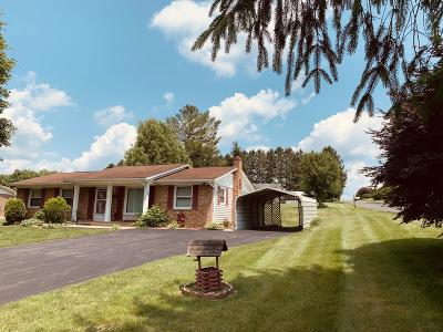Lewisburg Single Family Home For Sale: 120 Sunset Cir Rd