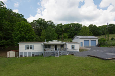 Lindside WV Mobile Home For Sale: $139,900