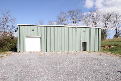 Greenbrier County Commercial For Sale: 16038 Seneca Trl
