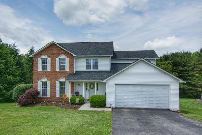Lewisburg Single Family Home For Sale: 487 Wake Robin Trl