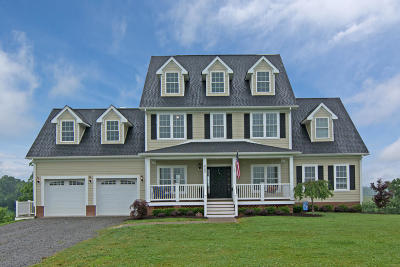 Lewisburg Single Family Home For Sale: 225 Point Drive