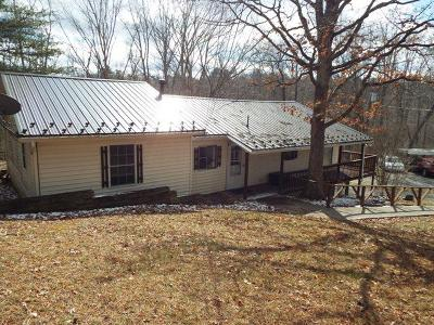 Lewisburg Single Family Home For Sale: 284 Mackle